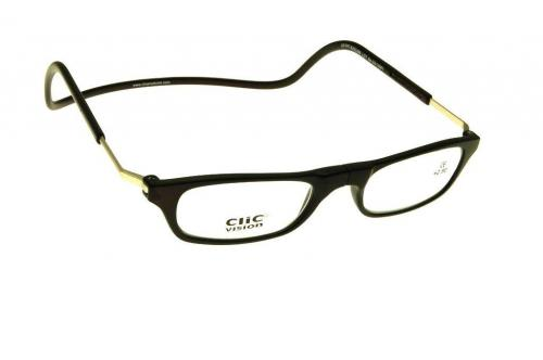 Clic Vision Frosted CRFR-N | Reading Glasses - CLIC READERS -