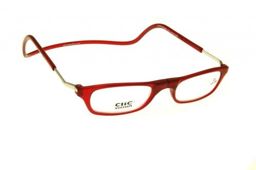 Clic Vision Frosted CRFR-R | Reading Glasses - CLIC READERS -